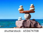 Symbolic Scales Of Stones...
