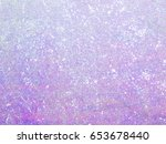 cellophane glitter iridescent... | Shutterstock . vector #653678440