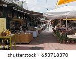 vienna  austria june 01  2017 ... | Shutterstock . vector #653718370
