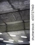 flyover lit from below | Shutterstock . vector #653727460