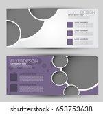 flyer banner or web header... | Shutterstock .eps vector #653753638