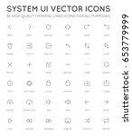 system user interface  ui ...