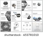 the minimalistic vector... | Shutterstock .eps vector #653781010