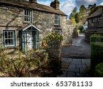 Grasmere  Cumbria  England....