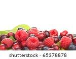 Fresh Berries Frame