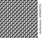 seamless illustrated pattern...   Shutterstock .eps vector #653843713