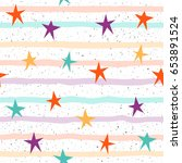 Star Seamless Pattern...