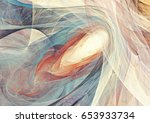 soft color smoke. abstract... | Shutterstock . vector #653933734