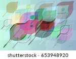 leaf template art | Shutterstock .eps vector #653948920