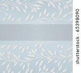 seamless background for retro... | Shutterstock . vector #65398090