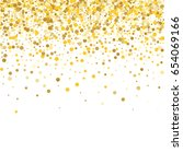 gold background. yellow and... | Shutterstock .eps vector #654069166