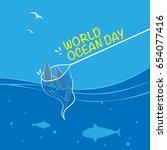 vector illustration for world... | Shutterstock .eps vector #654077416