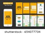 mobile app taxi service...