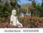 Little Gracie Statue In...