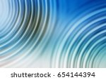 colorful ripple background | Shutterstock . vector #654144394