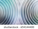 colorful ripple background | Shutterstock . vector #654144400