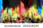 kiev  ukraine  june4.2017 color ... | Shutterstock . vector #654218194