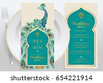 Wedding Menu Card Templates...