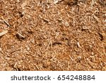 wood chips are recycled to make ...   Shutterstock . vector #654248884