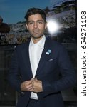 Small photo of New York, NY USA - June 5, 2017: United Nations Goodwill Ambassador Adrian Grenier attends Lonely Whale foundation benefit in Spring Studios