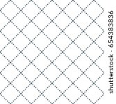 vector grey pattern. geometric... | Shutterstock .eps vector #654383836
