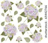 Background. Hydrangea. Eps10