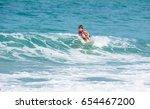 phuket  thailand   september 21 ... | Shutterstock . vector #654467200