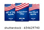 fourth of july. 4th of july...   Shutterstock .eps vector #654629740