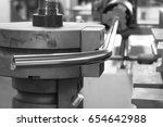 Close Up Tube Bending Machine...