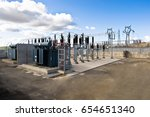 Electric Power Substation ...