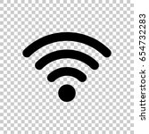 Wifi Icon Isolated On...