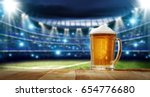 beer space  | Shutterstock . vector #654776680