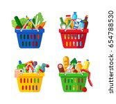 vector illustration of a... | Shutterstock .eps vector #654788530