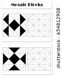 collect the correct sequence of ... | Shutterstock .eps vector #654812908