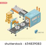 vector illustration of... | Shutterstock .eps vector #654839083