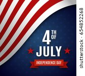 Fourth Of July Greeting Card...