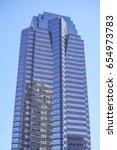 Huge Building In Los Angeles  ...