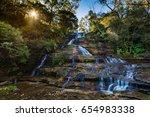 Cascade Creek Waterfall