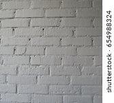 brick wall texture  | Shutterstock . vector #654988324