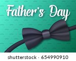 illustration of father's day... | Shutterstock .eps vector #654990910