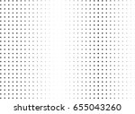 abstract halftone dotted... | Shutterstock .eps vector #655043260