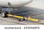 Modern Passenger Jet Engine...
