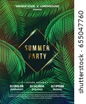"""summer time"" club party poster.... 