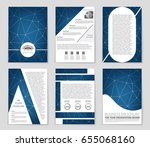 abstract vector layout...   Shutterstock .eps vector #655068160