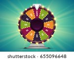 Shining Wheel Of Fortune....