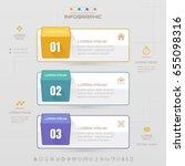 infographics design template...   Shutterstock .eps vector #655098316