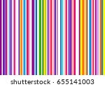 Colorful Striped Abstract...