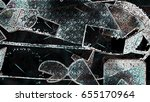 organic structures painting | Shutterstock . vector #655170964