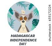 illustration for madagascar...
