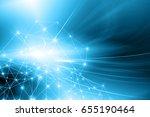 best internet concept of global ...   Shutterstock . vector #655190464